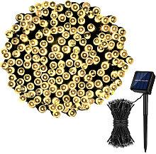 Solar String Lights 50 LED/8 Modes Waterproof