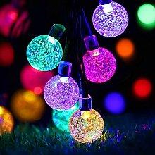 Solar String Lights,Christmas String Garden Lights