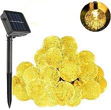 Solar String Lights, KEEDA Waterproof 20 Foot 30