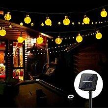 Solar String Lights Outdoor,Cshare Garden Light