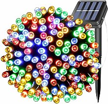 Solar String Lights Outdoor, Grandwill 72ft 200