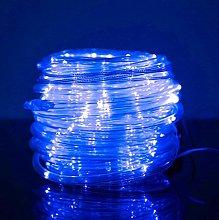 Solar Tube Light String 7m 50LED 2 Function