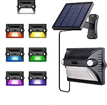Solar Wall Lights Outdoor with Separate