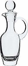 SOLAVIA Clear Glass Oil Vinegar Wine Bottle &