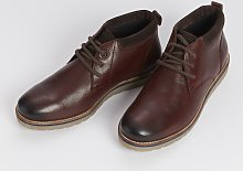 Sole Comfort Brown Chukka Boot - 7