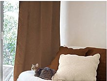 Soleil d'ocre - 036102 - a curtain with top