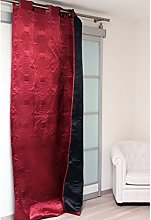 Soleil d'ocre Blackout Curtain with Eyelets