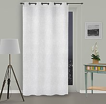 Soleil d 'Ocre Curtain with Eyelets,