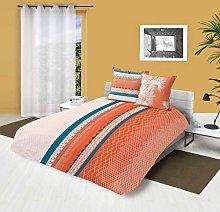 Soleil d 'Ocre Petal Quilt Bedding Set,