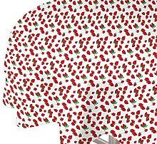 Soleil d'Ocre Rectangular Oilcloth Tablecloth