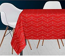 Soleil d'ocre Space Tablecloth, Polyester,