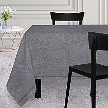 Soleil d'ocre Tablecloth 180 x 180 cm Grey