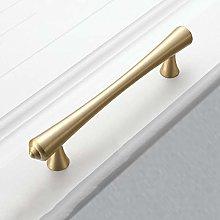 Solid Brass Cabinet Handles T Bar Kitchen Cupboard