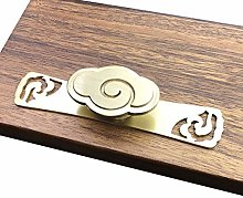 Solid Brass Furniture Handles,Chinese Vintage