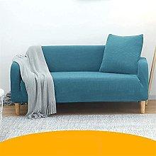 Solid Color Elastic Sofa Cover Spandex Modern