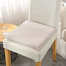 Solid Color Memory Foam Seat cushion Living Room
