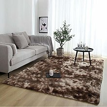 Solid Color Rectangle Carpets For Home Living Room