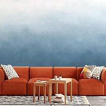 Solid Color Tv Background Wall Living Room Mural