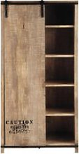 Solid mango wood closet Manufacture