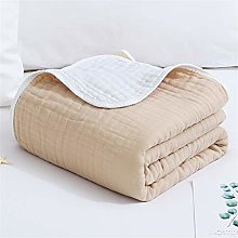 Solid Muslin Baby Swaddle Blankets, Large Neutral
