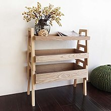 Solid Wood 3Layer Floorstanding Multifunction