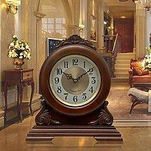 Solid Wood Clocks Shelf Clock Shelf Clock Wooden