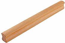 Solid Wood Drawer Cupboard Pulls Handles, Kitchen