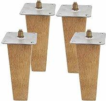 Solid Wood Furniture Legs,Oak Wood Furniture