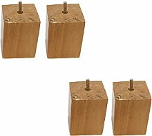 Solid Wood Furniture Legs,Rubberwood Sofa