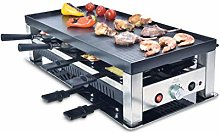 Solis 5 in 1 Table Grill - Cooking hot Plate for