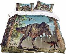 Solopipe Children Boys Bedding Dinosaur With