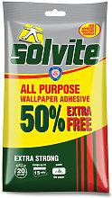 Solvite 1082225 All Purpose Wallpaper Paste Sachet