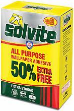 Solvite 1882382 All Purpose Wallpaper Paste Sachet