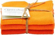 Solwang Design - Orange Trio Danish Cotton