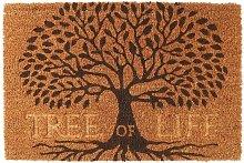 Something Different Tree Of Life Door Mat (One