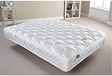 Somnior Regal Quilted Fabric Mattress Small Single