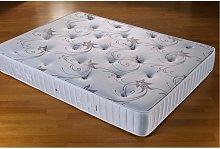 Somnior Rest Sprung Memory Foam Tufted Mattress