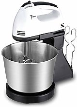 somubi Electric Mixer Stand with Bowl 7 Speed Cake
