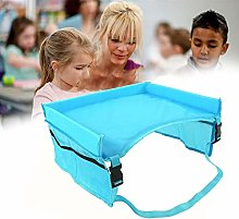 Sonffablly Kids Travel Tray for Toddler Car Seat,