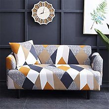 SONGHJ Stretch Slipcovers Sectional Elastic