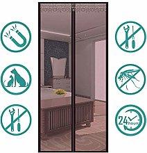 SONGHUI Magnetic Screen Door, Portable Screen