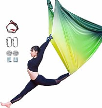 SONGHUI Yoga Hammock Swing Adjustable Aerial Yoga