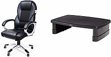 SONGMICS Executive Office Chair with High Back,