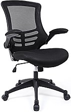 SONGMICS Mesh Office Chair Desk Chair, Swivel