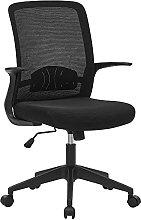 SONGMICS Office Chair, Mesh Desk Chair, Computer