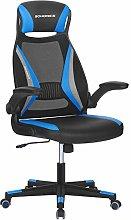 SONGMICS Office, Swivel Mesh Chair, Height