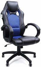 SONGMICS Racing Sport Office Chair with Tilt