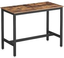 Songmics - VASAGLE Bar Table, Industrial Kitchen