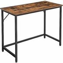 Songmics - VASAGLE Writing Desk, Computer Desk,