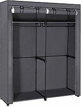 SONGMICS Wardrobe Storage Organiser, Portable